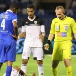 مصادر: هزازي تلفظ على الحكم.. وإيقافه 6 مباريات