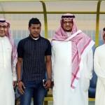 النصر يوافق على إعارة فتيني لنادي الخليج
