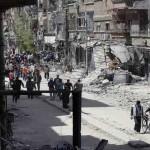 الأمن الدولي يطالب بإدخال المساعدات إلى مخيم اليرموك