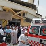 استشهاد وإصابة مصلين في انفجار مسجد بالقطيف