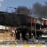 الحشد الشيعي يحرق 400 منزلا في أسبوع لتهجير أهالي الفلوجة