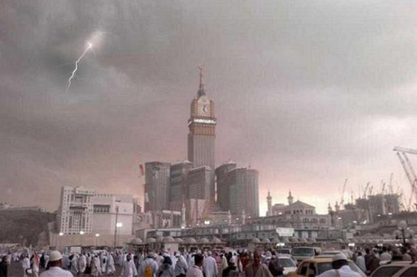 الأرصاد: أمطار رعدية على بعض مناطق المملكة من يوم غدٍ إلى الخميس