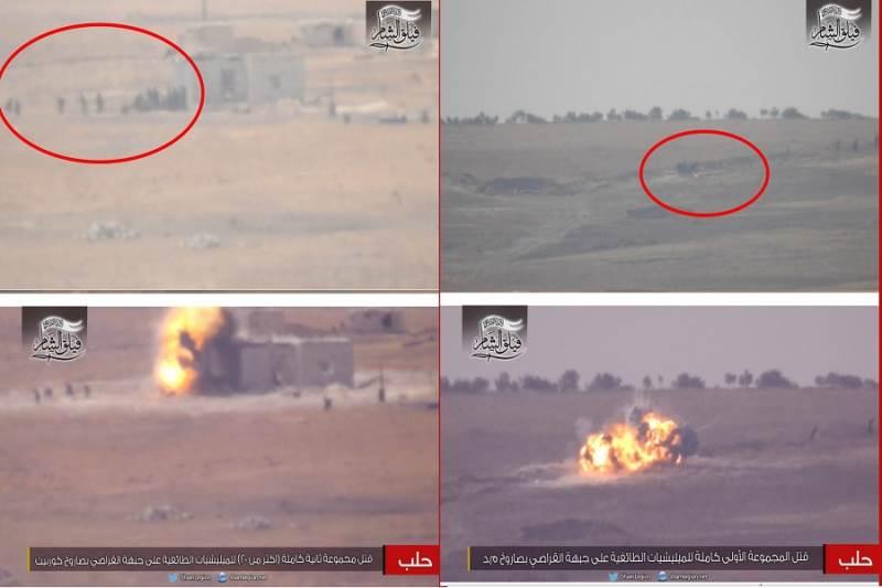 سوريا.. مقتل 20 من قوات الأسد والثوار يتقدمون في ريف حلب