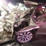 مصرع 4 أشخاص في حادث تصادم ببيشة