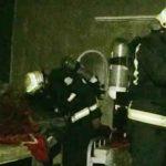 وفاة 11 شخصاً وإصابة 6 آخرين إثر حريق بمنزل شعبي في نجران