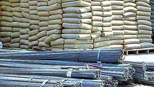 إيقاف الرسوم على تصدير الحديد سنتين وتخفيض رسوم تصدير الأسمنت 50%
