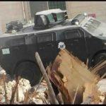 مصادر: استشهاد رجل أمن وإصابة ثلاثة من زملائه في حادث إرهابي بحي المسورة