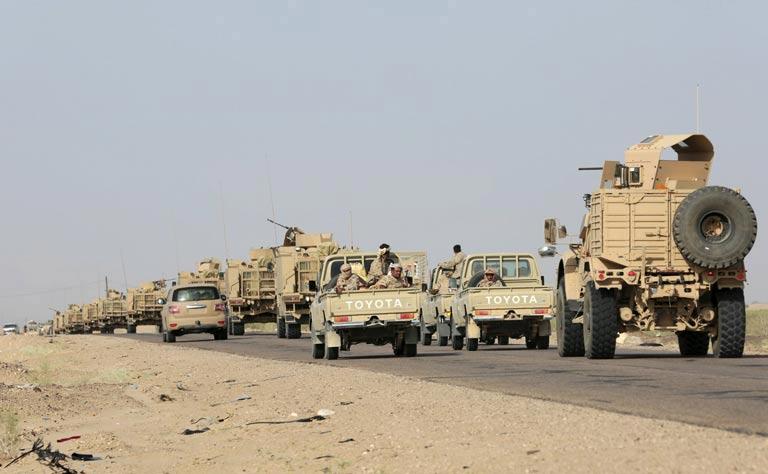 الجيش اليمني يأسر مسؤولا للمليشيا الحوثية في محافظة حجه