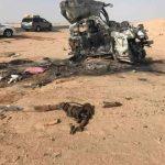 حادث مروع ينهي بحياة 11شخصاً بينهم زوجين وبناتهما الخمس على طريق الرين – بيشة (فيديو)