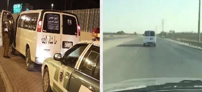 المرور: القبض على قائد مركبة نقل المعلمات «المتهور»