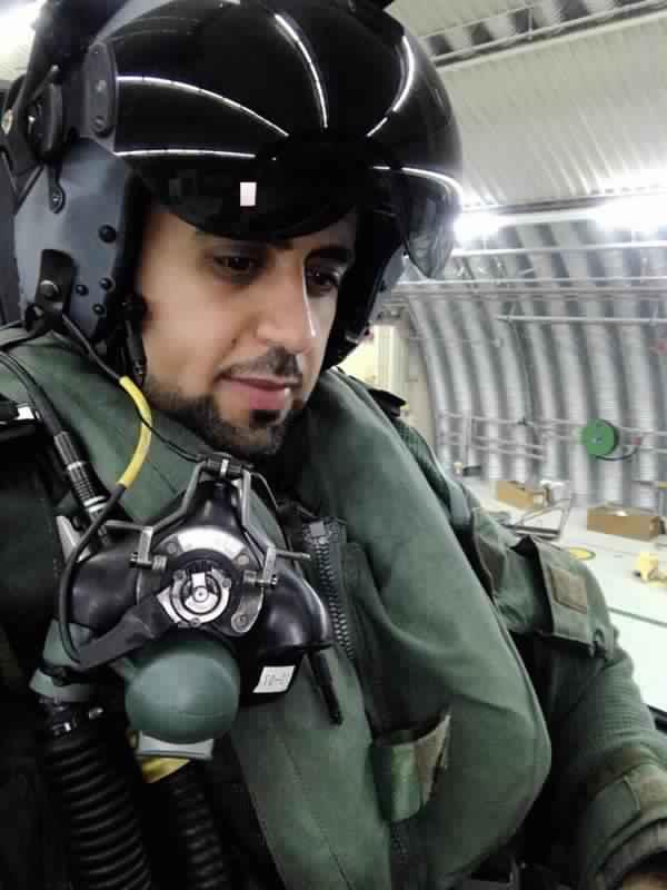 استشهاد قائد طائرة تابعة للقوات الجوية السعودية سقطت في اليمن