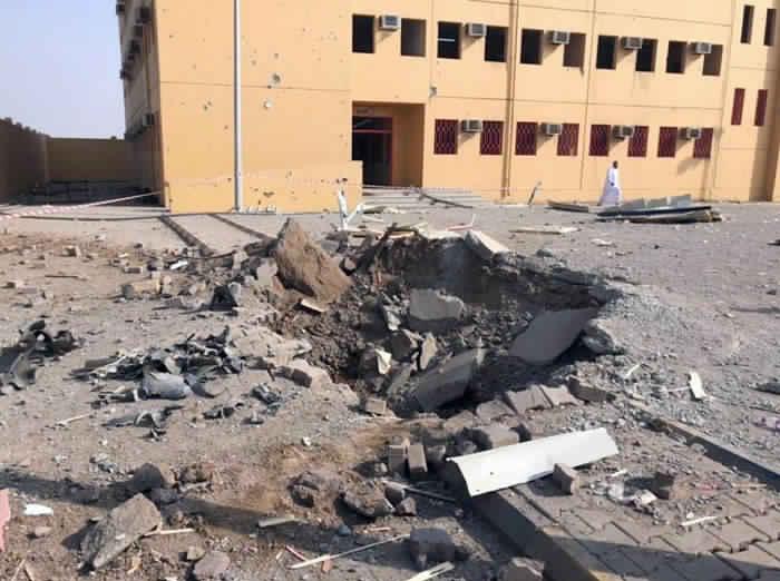 «التحالف»: تدمير منصة صواريخ الحوثي استهدفت مدرسة صامطة بجازان