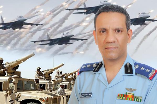 قوات التحالف تعترض صاروخا بالستيا أطلقته الميليشيا الحوثية باتجاه المملكة