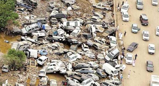مصادر: فتح ملف «سيول جدة».. مئات المتهمين إلى «العدالة»