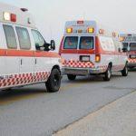 وفاة مسعفَيْن في حادث مروري مؤلم بتبوك