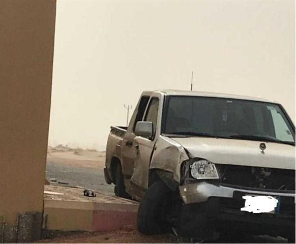 مصرع طالب دهساً أمام مدرسته نتيجة تفحيط زميل له شمال بيشة