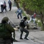 استشهاد 4فلسطينيين وإصابة 445 خلال مواجهات مع قوات الاحتلال في غزة