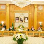 خادم الحرمين يرأس جلسة مجلس الوزراء.. تعرف على القرارت