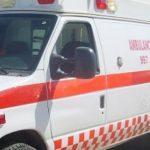 إصابات في اصطدام حافلة بجسر المشاة بمشعر عرفة