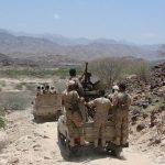 الجيش اليمني يسيطر على منطقة جبل يحيى في الضالع