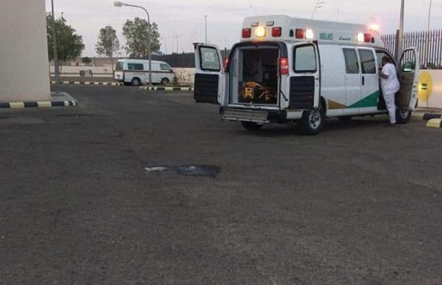 """انقلاب حافلة ركاب في طريق """"الطائف – الرياض"""" يُخَلِّف 8 إصابات"""
