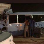 """""""الهلال الأحمر"""" يكشف عدد ضحايا حادث """"حافلة المضيفات"""" بمطار الرياض"""