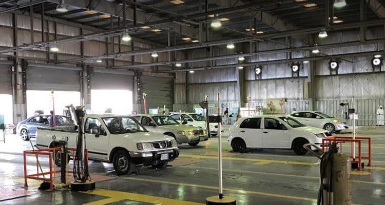 """""""فحص السيارات"""" يكشف مواعيد العمل الجديدة بمحطاته في مناطق المملكة"""