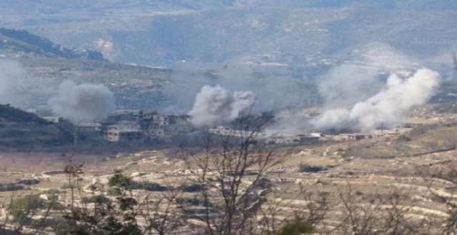مقتل 18 عنصرًا موالين لإيران في ضربات جوية على مواقع شرق سوريا