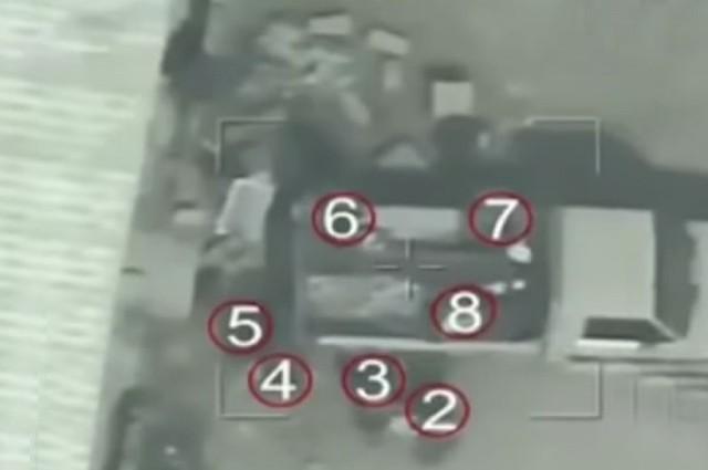 بالفيديو.. ضربات جوية مباشرة لتجمعات ومركبات الحوثيين بحرض وصعدة