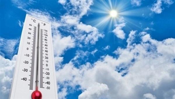 """""""الأرصاد"""": استمرار تراجع درجات الحرارة غدًا"""