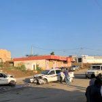 بينهم 6 طلاب.. إصابة 10 أشخاص إثر حادث تصادم 3 سيارات بالقنفذة