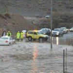 مدني جازان يحذر من التقلبات الجوية المصاحبة للأمطار