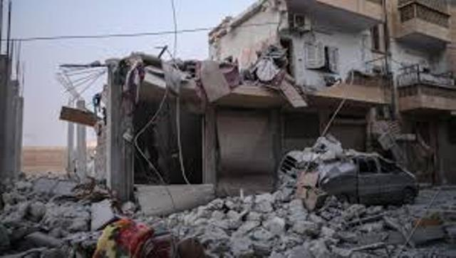 مقتل 69 شخصاً جراء المعارك بين قوات النظام السوري والمعارضة جنوب شرق إدلب