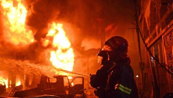 وفاة 13باكستانيًا معظمهم أطفال ونساء إثر حريق داخل مزرعة بالأردن