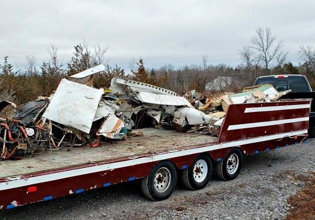 9 قتلى إثر تحطم طائرة في ولاية ساوث داكوتا الأمريكية