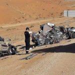 حادِث مروع يودي بحياة عائلة سورية من 7 أشخاص على طريق الرياض- القصيم