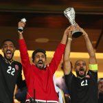 البحرين تتوج بلقب كأس الخليج للمرة الأولى