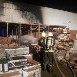وفاة شخص إثر اندلاع حريق في سكن عمال بالليث