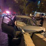 إصابة 10 أشخاص في حادث مروري مروع بمسفلة مكة
