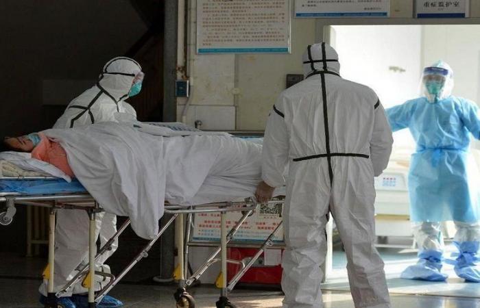ارتفاع وفيات فيروس كورونا في الصين إلى 1310 حالات