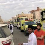 """بسبب """"تماس كهربائي"""".. الدفاع المدني يُخمد حريقاً اندلع في مدرسة بـ""""قويزة جدة"""""""