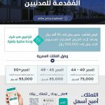"""""""سكني"""" يطلق مبادرة دعم الدفعة المقدّمة للمدنيين بمبلغ يصل إلى 95 ألف ريال"""