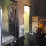 حريق يحتجز 9 أشخاص في عمارة سكنية بالرياض