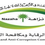 هيئة الرقابة ومكافحة الفساد تباشر عدداً من القضايا الجنائية والإدارية