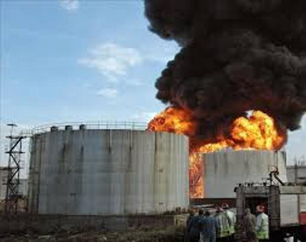 ميليشيا الحوثي تستهدف محطة الضخ الخاصة بأنبوب صافر النفطي في مأرب