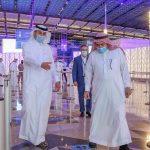 100 رحلة جوية بين مطارات المملكة وتستمر في التصاعد تدريجياً