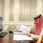 وزير الخارجية يؤكد دعم المملكة للجهود التي يبذلها التحالف العالمي للقاحات والتحصين