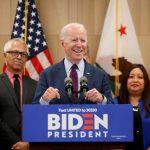 رسميًا.. جو بايدن منافسًا لدونالد ترامب في الانتخابات الرئاسية الأمريكية
