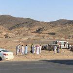 3 وفيات وإصابة خطيرة في حادث تصادم على طريق بيشة