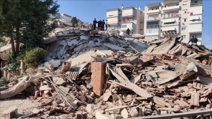 ارتفاع عدد الوفيات جراء زلزال تركيا إلى 22 شخصًا